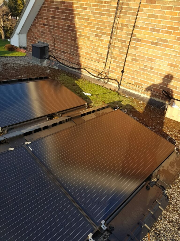 Solion Flat Roof